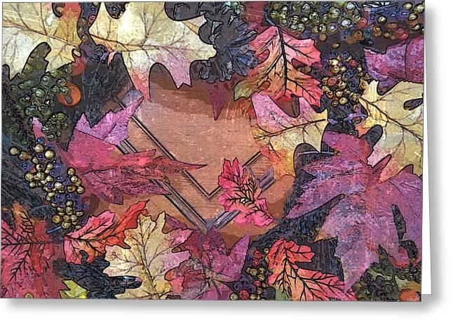 Autumn Celebration Greeting Card
