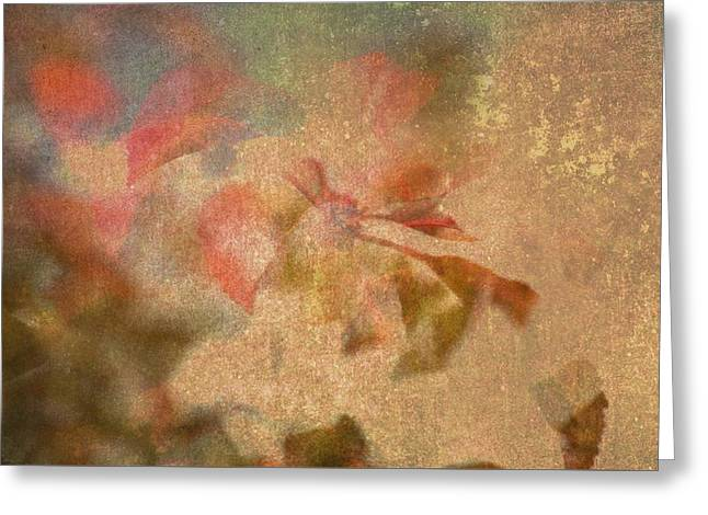 Autumn Fugue Greeting Card