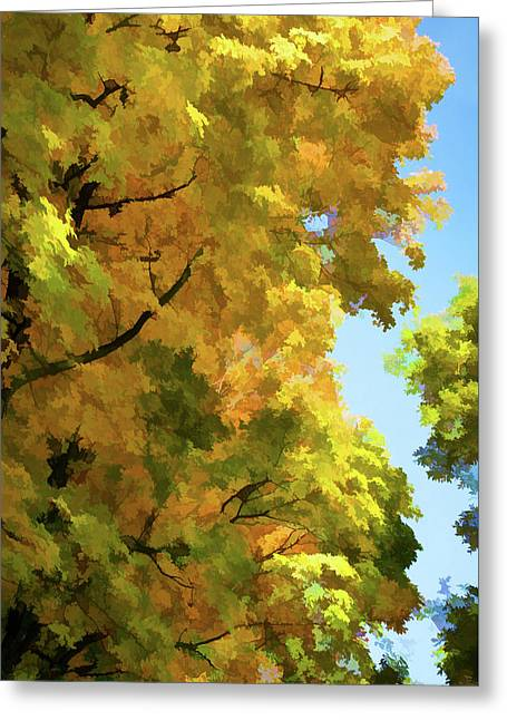 Autumn I Greeting Card