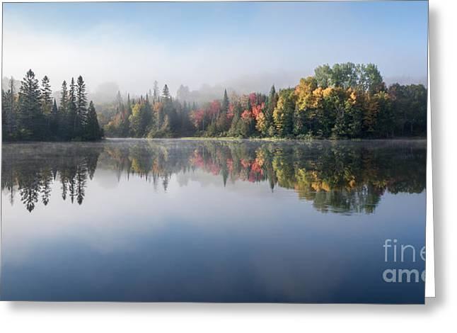 Autumn Impression Greeting Card