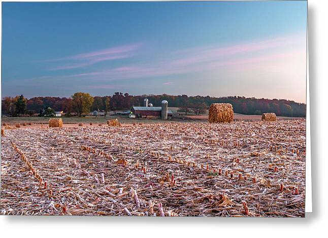 Autumn Memories Greeting Card by Todd Klassy