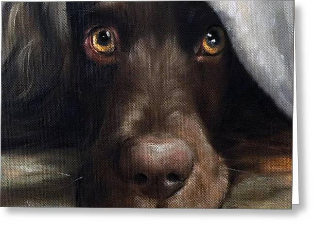 Avery Under Cover Greeting Card