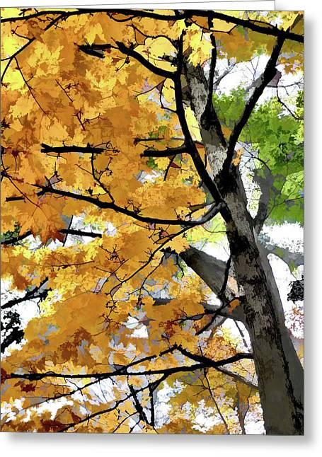 Awaken Your Sleeping Soul  Greeting Card by Lanjee Chee