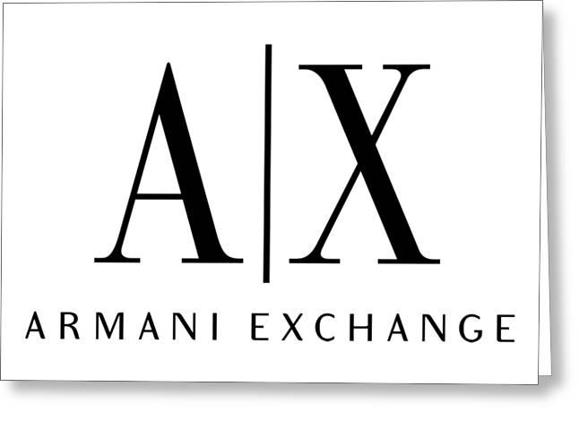 AX Greeting Card