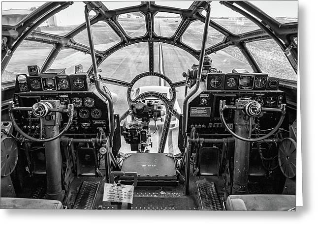 B-29 Fifi Greeting Card