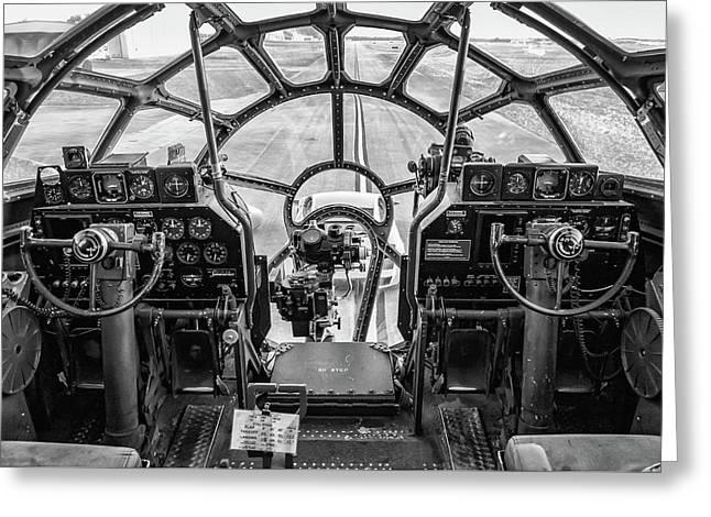 B-29 Fifi Greeting Card