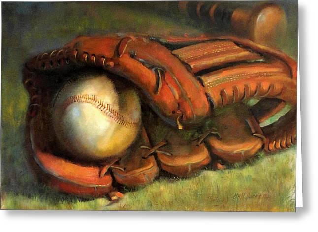 Babe Ruth Tribute Baseball Yankees Buy Babe Ruth Greeting Card by Hall Groat II