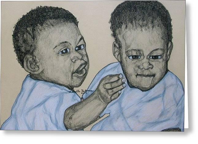 Babies Greeting Card