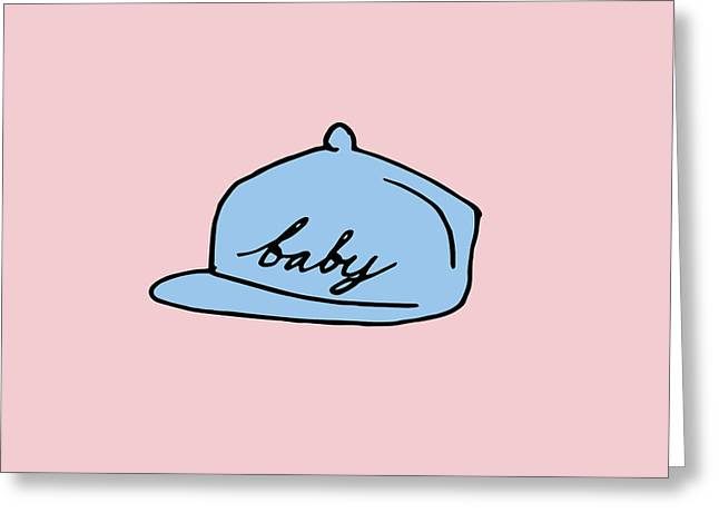 Baby Hat 2 Greeting Card