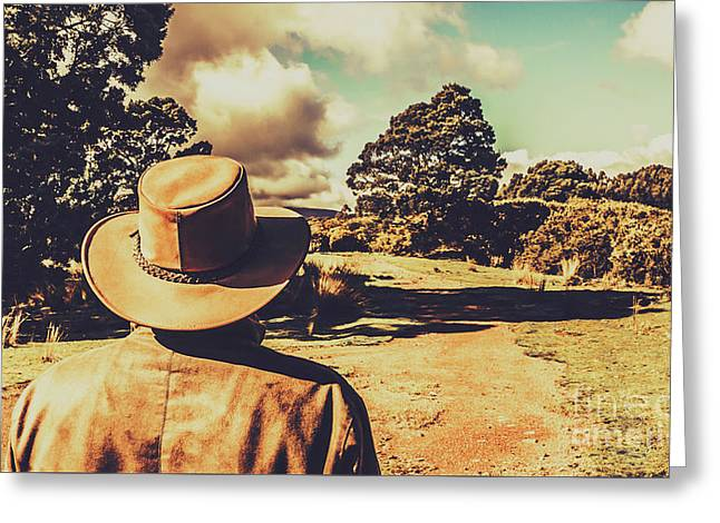 Back To The Countryside Greeting Card by Jorgo Photography - Wall Art Gallery