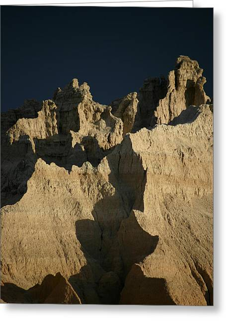 Badlands National Park II Greeting Card