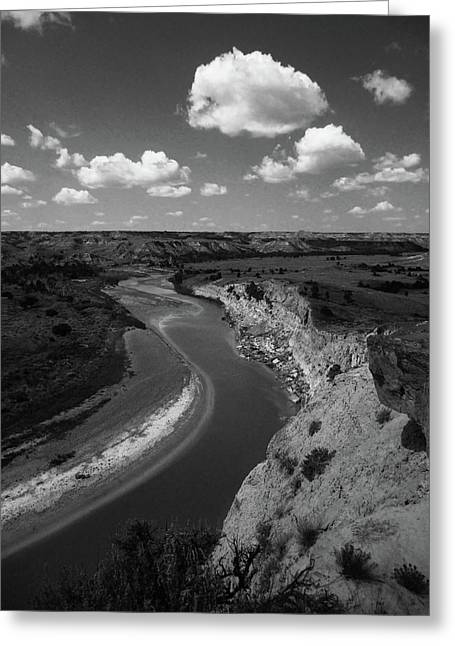 Badlands, North Dakota Greeting Card