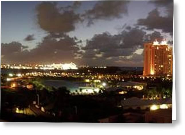 Bahama Night Greeting Card