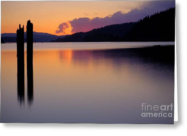 Balance  Greeting Card by Idaho Scenic Images Linda Lantzy
