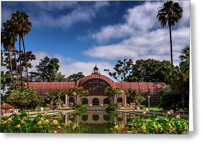Balboa Park Greeting Card