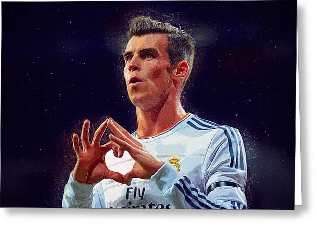 Bale Greeting Card