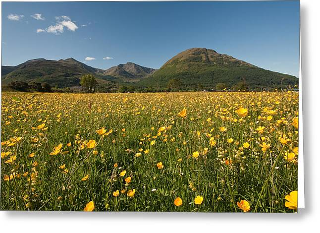 Ballachulish Greeting Card