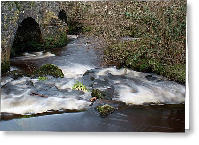 Ballinderry River Greeting Card