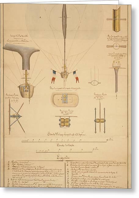 Balloon Patent Greeting Card