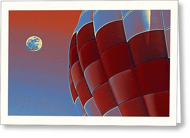 Ballooning Greeting Card