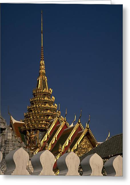 Bangkok Grand Palace Greeting Card