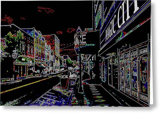 Barberton The Magic City Greeting Card