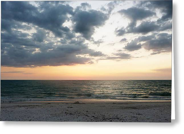 Barefoot Beach Greeting Card