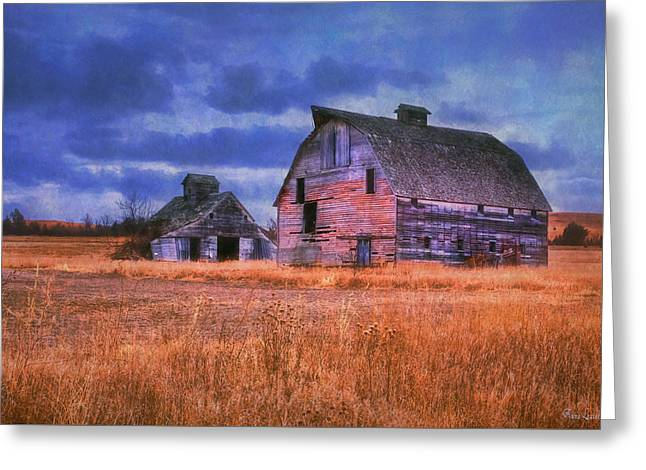Barns Brothers Greeting Card