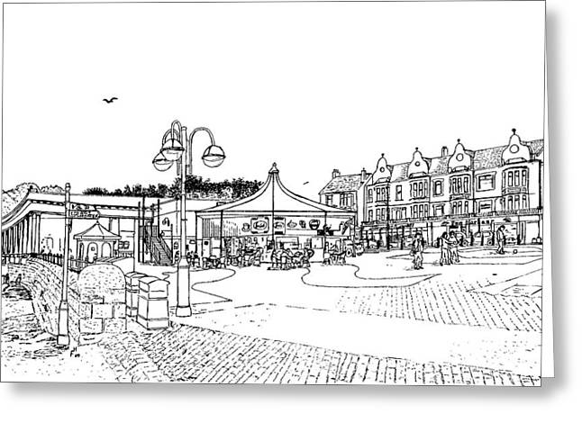 Barry Island Number 1 Greeting Card
