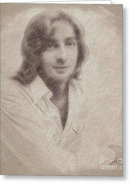Barry Manilow, Musician Greeting Card