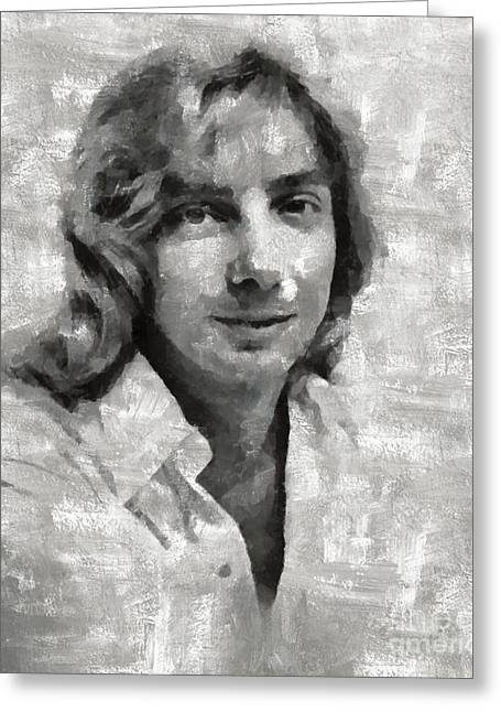 Barry manilow greeting cards fine art america barry manilow musician greeting card bookmarktalkfo Image collections