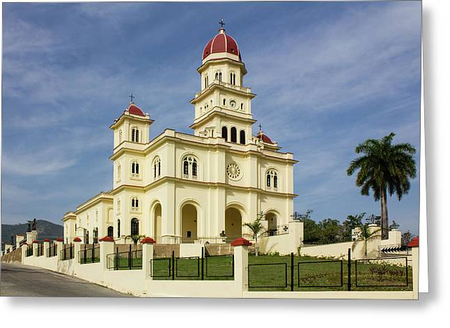 Basilica Of Our Lady Of Charity Greeting Card