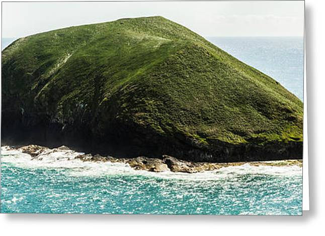 Greeting Card featuring the photograph Bass Strait Island Wilderness by Jorgo Photography - Wall Art Gallery