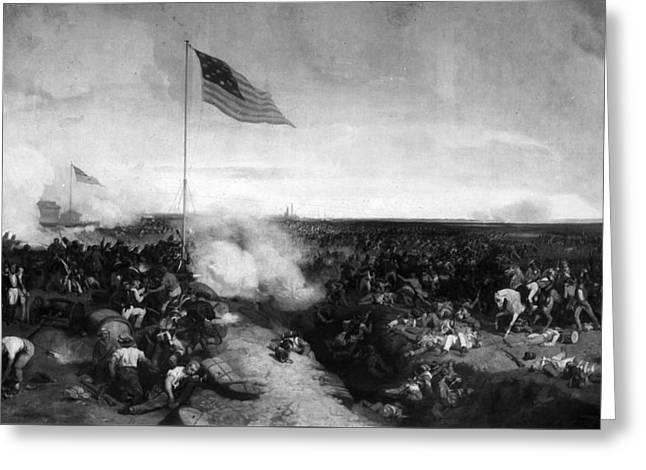 Battle Of New Orleans Greeting Card