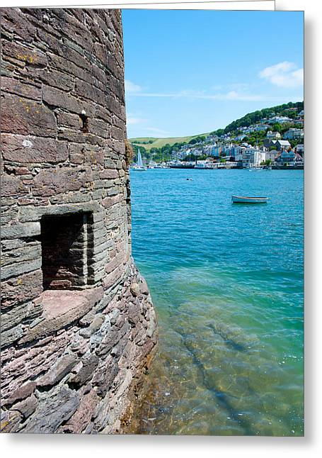 Bayards Cove Fort Greeting Card