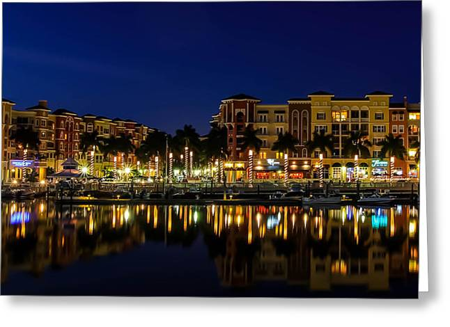 Bayfront Greeting Card