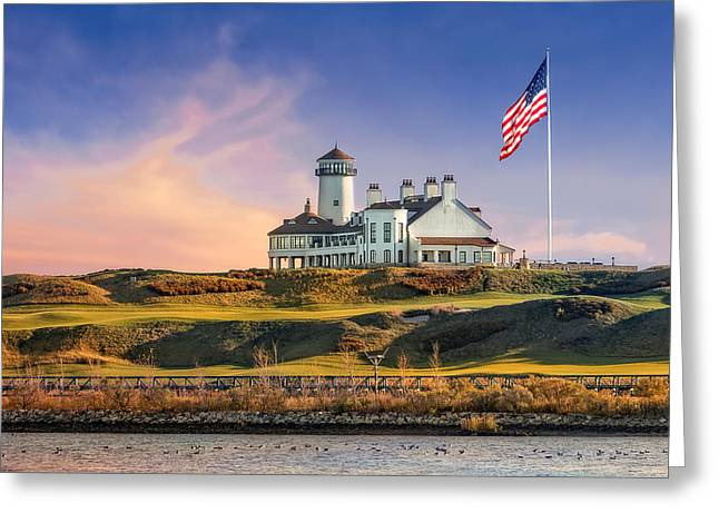 Bayonne Golf Club Greeting Card