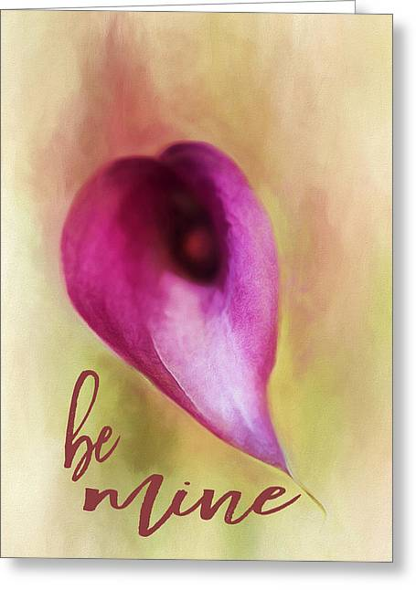 Be Mineii Greeting Card