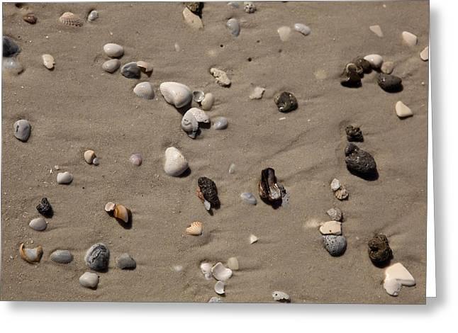 Beach 1121 Greeting Card