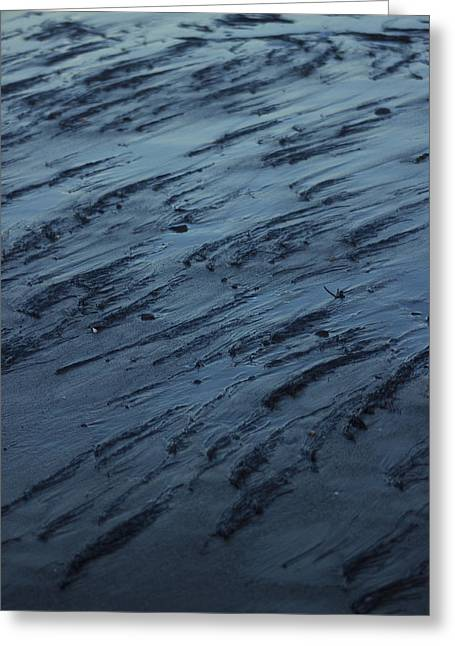 Beach Abstract 20 Greeting Card