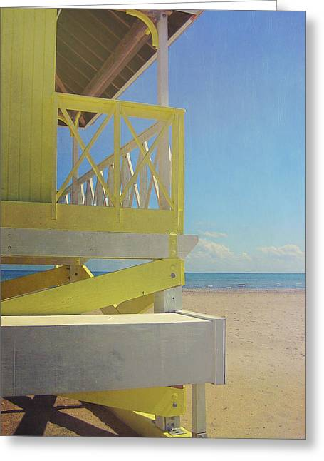 Beach Day Greeting Card by JAMART Photography