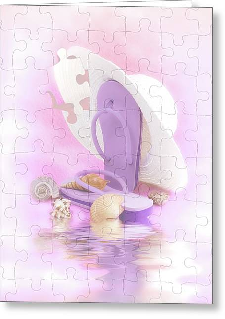 Beach Dreams Greeting Card