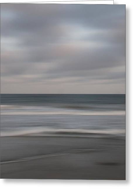 Greeting Card featuring the photograph Beach by Kevin Bergen