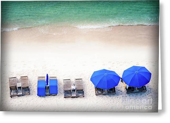 Beach Relax Greeting Card