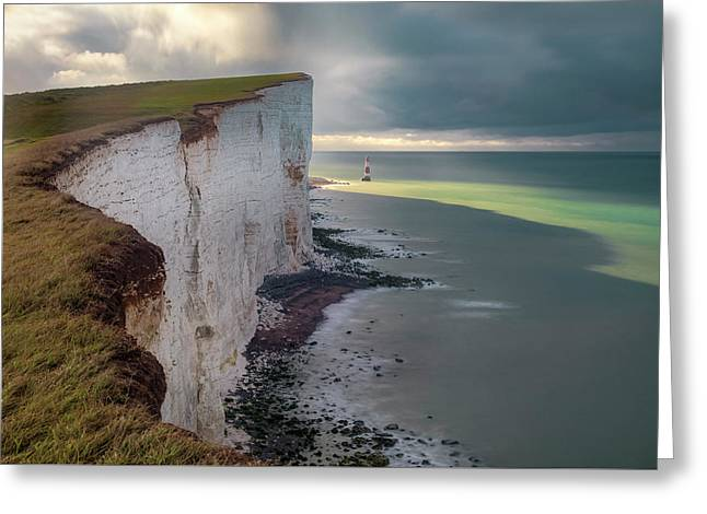 Beachy Head - England Greeting Card