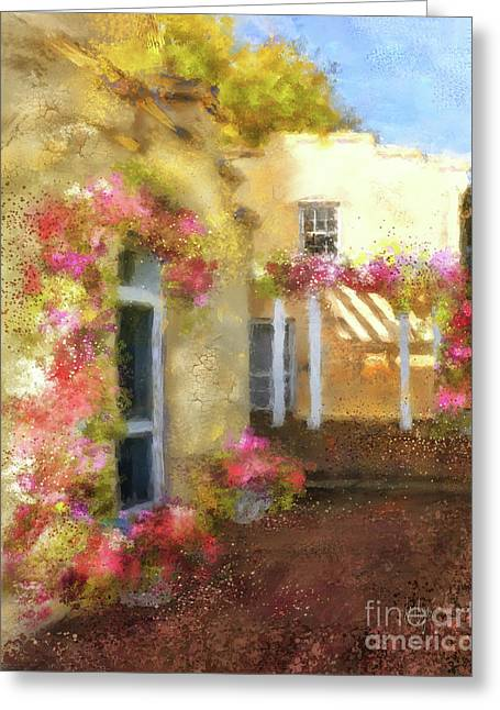 Beallair In Bloom Greeting Card