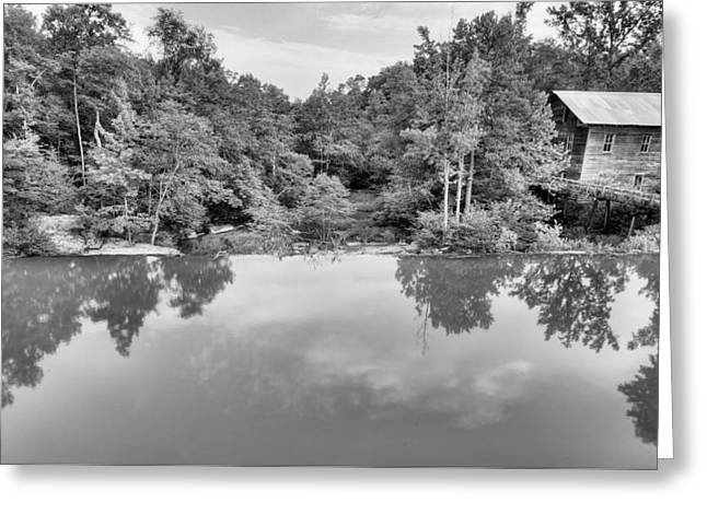 Bean's Mill Pond Greeting Card