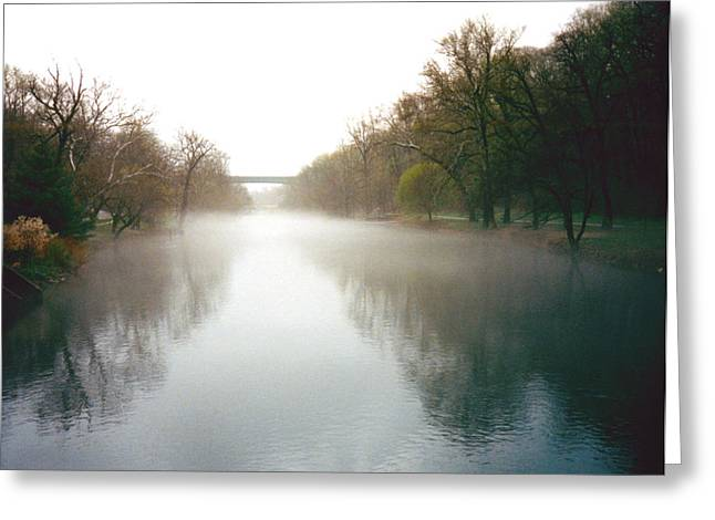 Beautiful Brandywine River Greeting Card