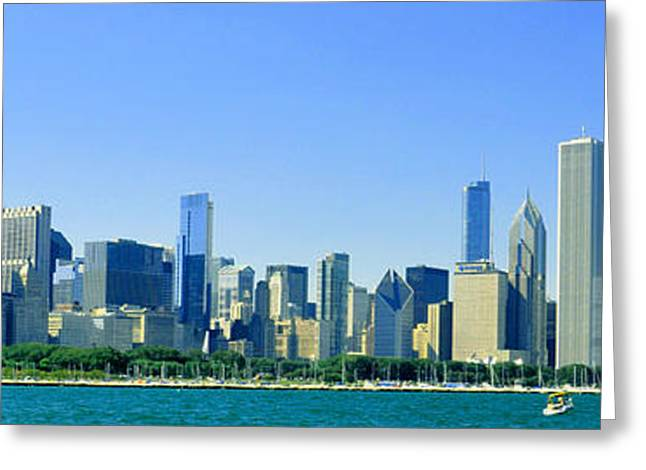 Beautiful Chicago Greeting Card