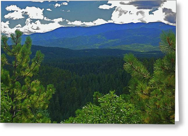 Greeting Card featuring the photograph Beautiful Colorado by Tammy Sutherland